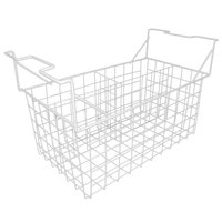 Master Bilt 70-00100 8 1/4 inch x 21 3/4 inch x 13 1/8 inch Replacement Hanging Basket for Flat Lid Display Freezers