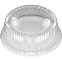 Douglas Stephen PlastiCase LHP12STAK Stakmates 12 inch Clear Dome Lid for Catering Tray 25/Case