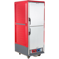 Metro C539-CDS-L C5 3 Series Heated Holding and Proofing Cabinet - Solid Dutch Doors