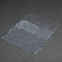 Plastic Sandwich Bag 6 1/4 inch x 5 1/2 inch - 1500/Box