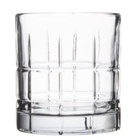 Anchor Hocking 68349 10.5 oz. Tartan Rocks Glass - 12 / Case
