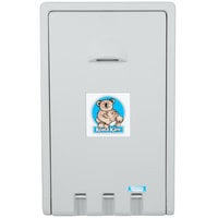 Koala Kare KB101-01 Vertical Baby Changing Station - Gray