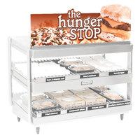Nemco 68773-18 Sign Kit for 6480 Series 18 inch Dual Shelf Merchandisers