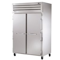 True STR2R-2S Specification Series Two Section Reach In Refrigerator with Solid Doors - 74 Cu. Ft.