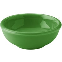 Hall China 30178324 Shamrock 5 oz. China Salsa Bowl 36 / Case