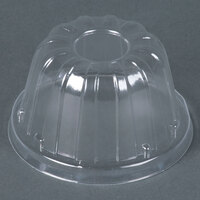 Dart Solo 12HDLC Clear High Dome Lid - 1000 / Case