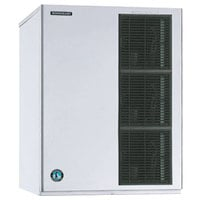 Hoshizaki KM-1340MAH Modular 30 inch Air Cooled Crescent Cube Ice Machine - 1325 lb.