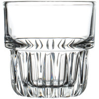 Libbey 15432 Everest 7 oz. Rocks / Old Fashioned Glass - 36/Case