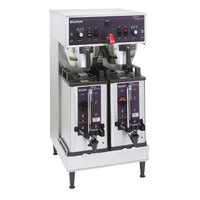 Bunn 27900.0020 Black Dual Soft Heat Brewer - 120/208V, 5900W