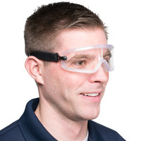 Anti Fog Dust / Splash Safety Goggles