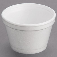 Dart Solo 3.5J6 3.5 oz. White Foam Food Bowl - 50/Pack
