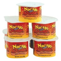 Gold Medal 5277 3 1/2 oz. Nacho Cheese Sauce Portion Pack 48/Case