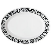 GET OP-621-SO 21 inch x 15 inch Oval Soho Platter - 12/Case