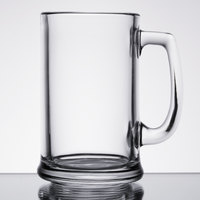 Libbey 5011 15 oz. Handled Mug - 12/Case