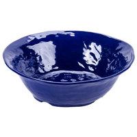 GET ML-133-CB New Yorker 14 inch Round Bowl - Cobalt Blue