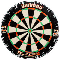 Winmau WIN500-11 Blade IV 18 inch x 1 1/2 inch Bristle Dartboard