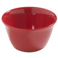 Carlisle 4386805 Red Dayton 8 oz. Bouillon Cup - 24/Case