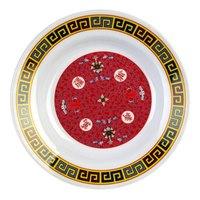 Longevity 7 oz. Round Melamine Soup Plate - 12/Pack