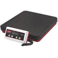 Rubbermaid Pelouze 4010-88 150 lb. Digital Receiving Scale with Remote Display (FG401088)
