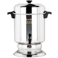 West Bend K1355A 55 Cup (2.2 Gallon) Stainless Steel Coffee Urn