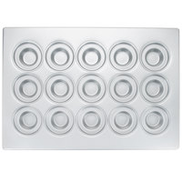 15 Cup Large Crown Muffin Pan 7.5 oz.