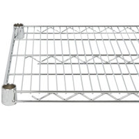 Regency 18 inch x 42 inch NSF Chrome Wire Shelf