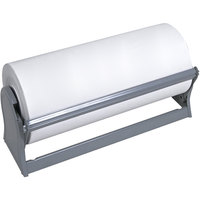 Bulman A520-18 18 inch Deluxe All-In-One Paper Dispenser / Cutter