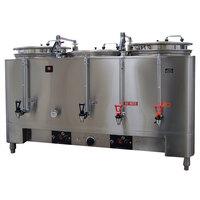 Grindmaster 7306(E) Triple 6 Gallon Automatic Mid Line Coffee Urn - 120/208V