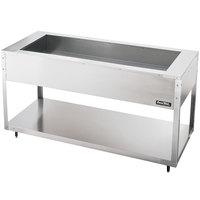 Vollrath 38014 ServeWell 4 Pan Cold Food Table