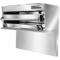 Garland / U.S. Range UIR36 Natural Gas Range-Mount Infra-Red Salamander Broiler for U36 Ranges - 40,000 BTU