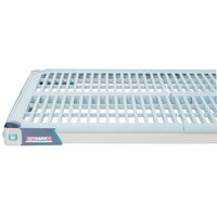 Metro MX2448G MetroMax i Open Grid Shelf with Removable Mat 24 inch x 48 inch