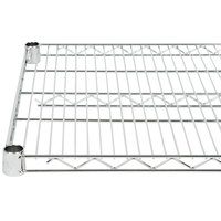 Regency 21 inch x 36 inch NSF Chrome Wire Shelf