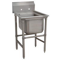 Advance Tabco 94-1-24 Spec-Line One Compartment Pot Sink - 25 inch