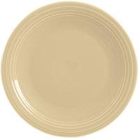 Homer Laughlin 467330 Fiesta Ivory 11 3/4 inch Chop Plate - 4/Case