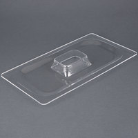 Carlisle CM112707 Coldmaster 1/3 Size Clear Food Pan Lid
