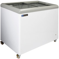 Master-Bilt Coldin-3 MSF-43A Flat Lid Display Freezer - 9 cu. ft.
