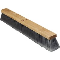 Carlisle 3621952423 24 inch Flagged Polypropylene Broom Head