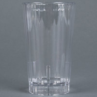 Cambro HT16CW135 Clear Camwear Huntington 16 oz. Customizable Plastic Tumbler - 36 / Case