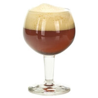Libbey 921472 Grand Service 14 oz. Footed Ale Glass - 12 / Case