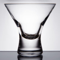 Anchor Hocking 90063 Perfect Portions 2.5 oz. Dessert Taster Glass - Mini Martini Glass - 36/Case