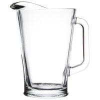 Libbey 5260 60 oz. Glass Pitcher