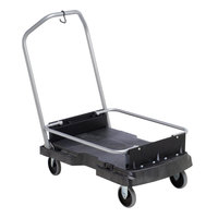 Rubbermaid 9F55 Ice Tote Cart for 9F53 and 9F54 Ice Totes (FG9F5500BLA)