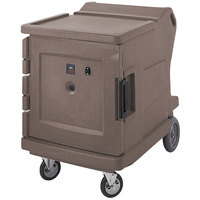 Cambro CMBH1826LF194 Granite Sand Camtherm Electric Food Holding Cabinet Low Profile - Hot Only