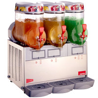 Cecilware FrigoGranita MT3MINI Triple 1.5 Gallon Slush Machine - 120V