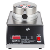 Star SWBS 120V Round Waffle Iron 7 inch