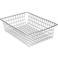 Choice Level Top Wire Bagel Basket - 14 inch x 20 inch