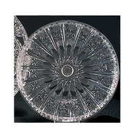 9 inch Round Acrylic Serving Tray