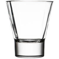 Libbey 15821 Quadra V 9 oz. Rocks Glass - 12 / Case