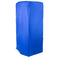 Curtron SUPRO-IC Insul-Cover Insulated Bun Pan Rack Cover - Blue