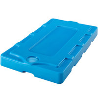 Cambro CP814 Cold Blue Camchiller for Cambro Food Boxes, CamKiosk and CamCruiser Carts - 8 inch x 14 inch